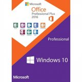 Windows 10 Pro + Office 2016 Pro Plus Product Key