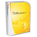 New Microsoft Office groove 2007 Retail Key