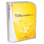 New Microsoft Office onenote 2007 RETAIL Key