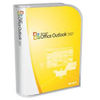 New Microsoft Office outlook 2007 Retail Key